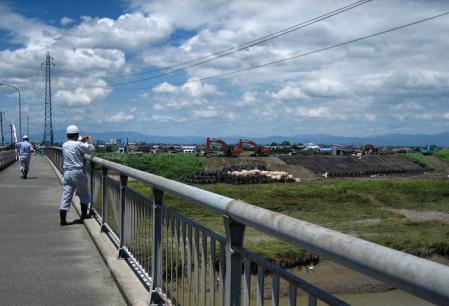 清水山と水害 096