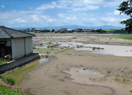 清水山と水害 128