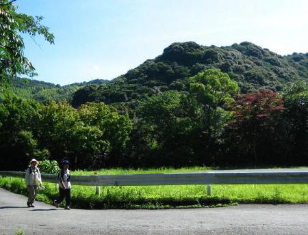 清水山と水害 043