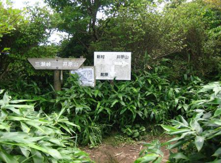 井原山 104