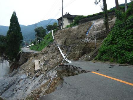 星野村の水害 120
