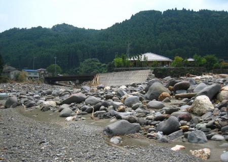 星野村の水害 075