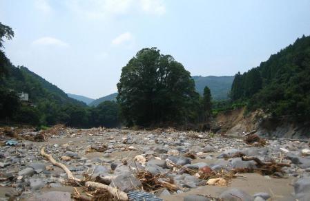 星野村の水害 080