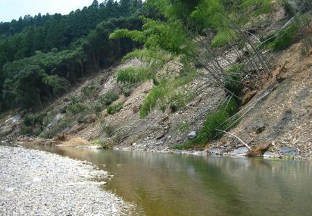 星野村の水害 073