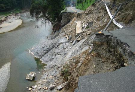 星野村の水害 123