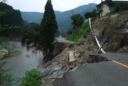 星野村の水害 122