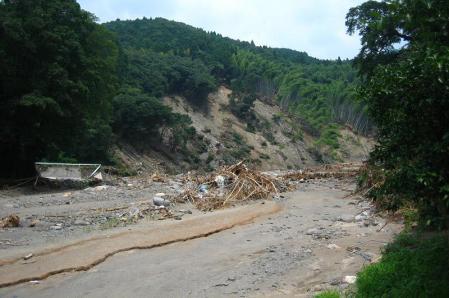 星野村の水害 093