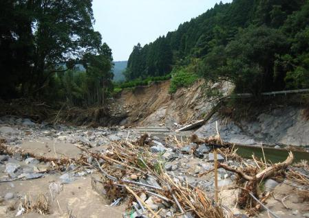 星野村の水害 083