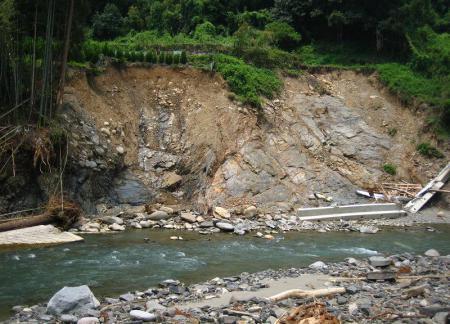 星野村の水害 088