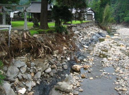 星野村の水害 158