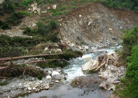 星野村の水害 142