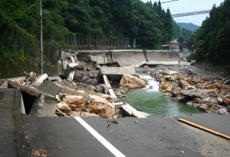 星野村の水害 169