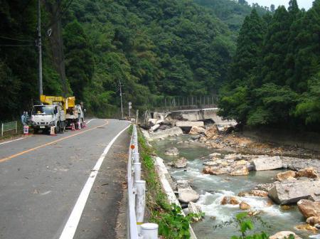 星野村の水害 164