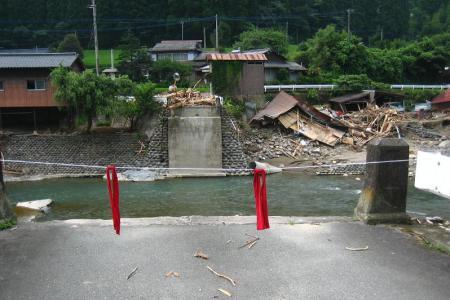 星野村の水害 196