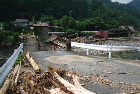 星野村の水害 195