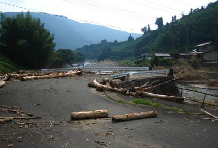 星野村の水害 194