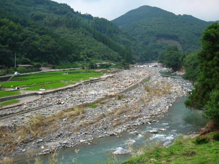 星野村の水害 192