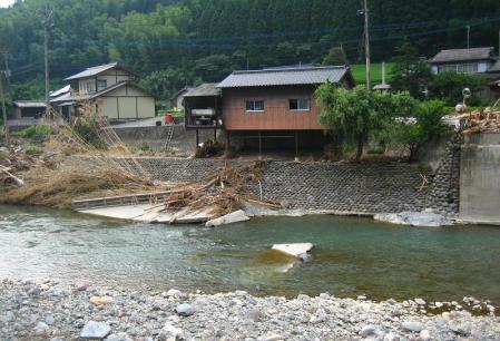 星野村の水害 198