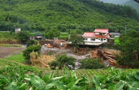 星野村の水害 221