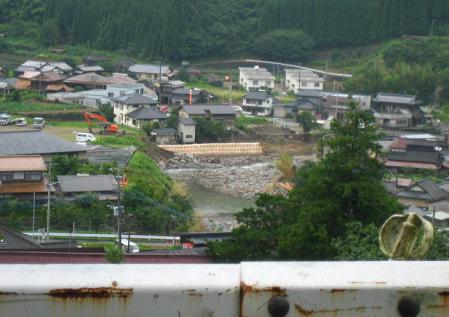 星野村の水害 219