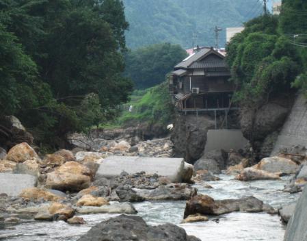 星野村の水害 176