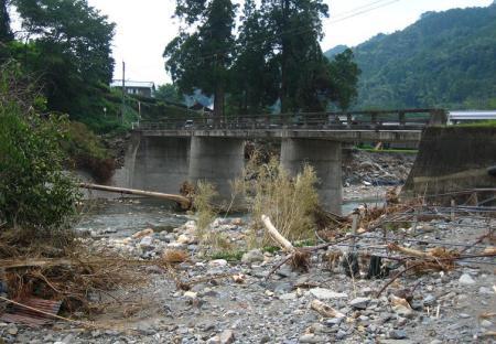 星野村の水害 157