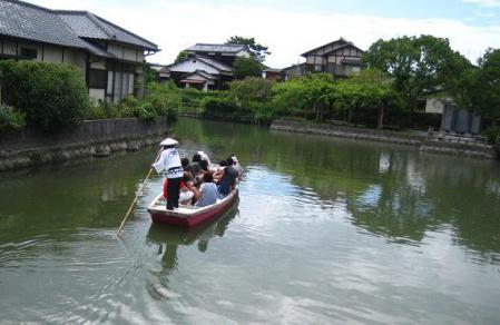 鶴柳川と鶴 069