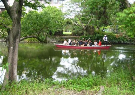 鶴柳川と鶴 086