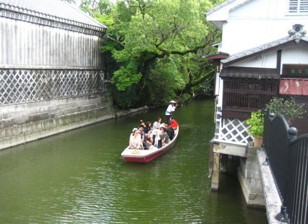 鶴柳川と鶴 096