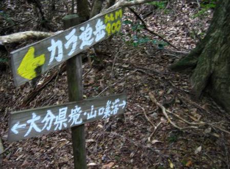 清水・カラ迫岳 130