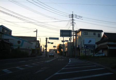 長崎街道 嬉野~塩田 006