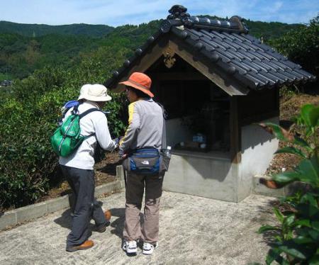 長崎街道 嬉野~塩田 098