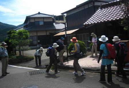 長崎街道 嬉野~塩田 110