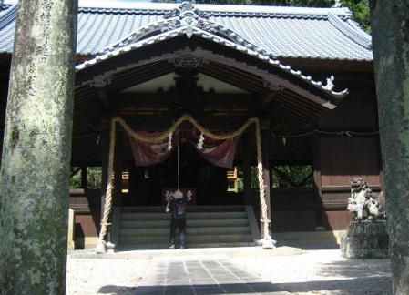 長崎街道 嬉野~塩田 121