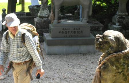 長崎街道 嬉野~塩田 133
