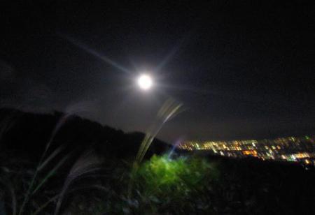 天山のお月さん 166