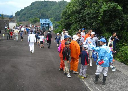 田栄隧道 252