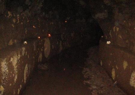 田栄隧道 308