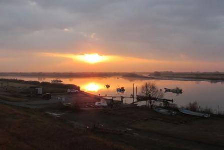 朝陽下田 138