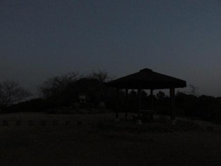 清水の朝日 017
