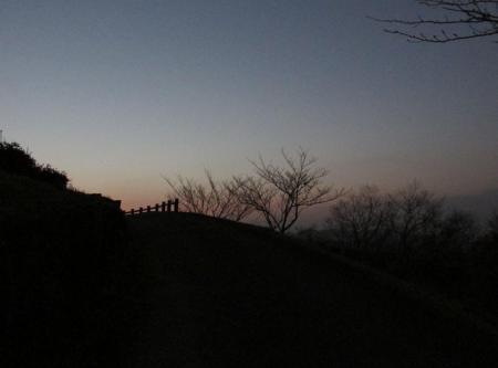 清水の朝日 013