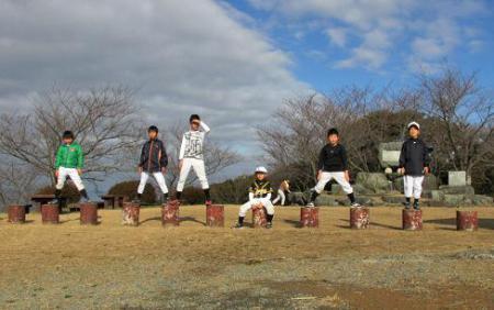 蝋梅清水野球 046