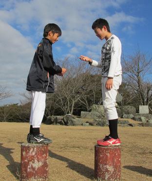 蝋梅清水野球 044
