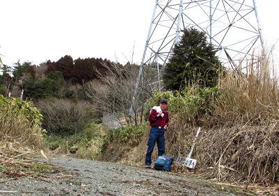 井原山とムクドリ 024