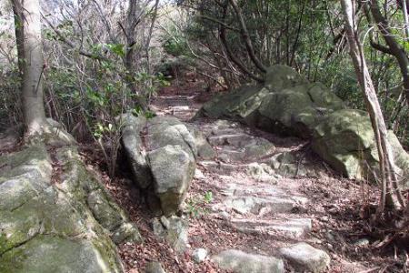 小岱山に登る 029