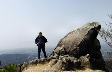 小岱山に登る 081