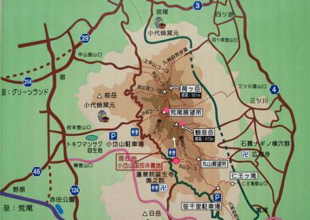 小岱山に登る 153