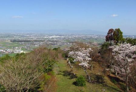 写真展と清水の桜 088