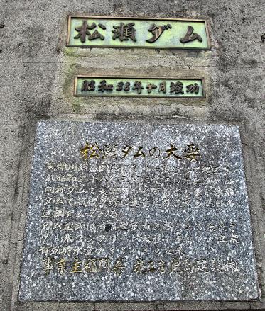 日向神ダム桜 077