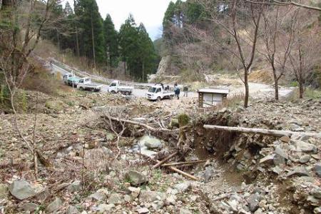カラ迫岳 032
